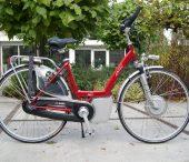 Jízda na kole nikdy nebyla pohodlnější!