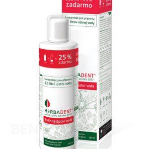 HERBADENT® ústní voda 250 ml