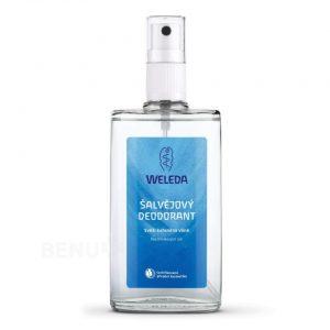 00 RGB Deodorant Sage 100 ml Glass Bottle