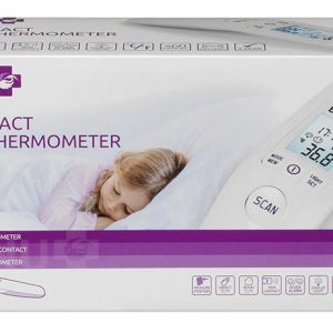 BENU Non-Contact Clinical Thermometer Front